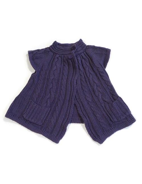 Sweterek z krótkim rękawkiem