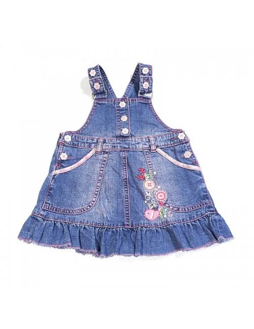 Sukieneczka jeansowa