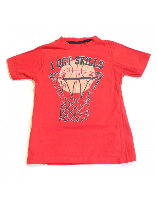 Koszulka z krótkim rękawkiem
