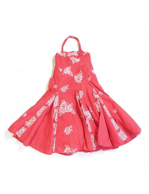 Sukienka bez rękawków