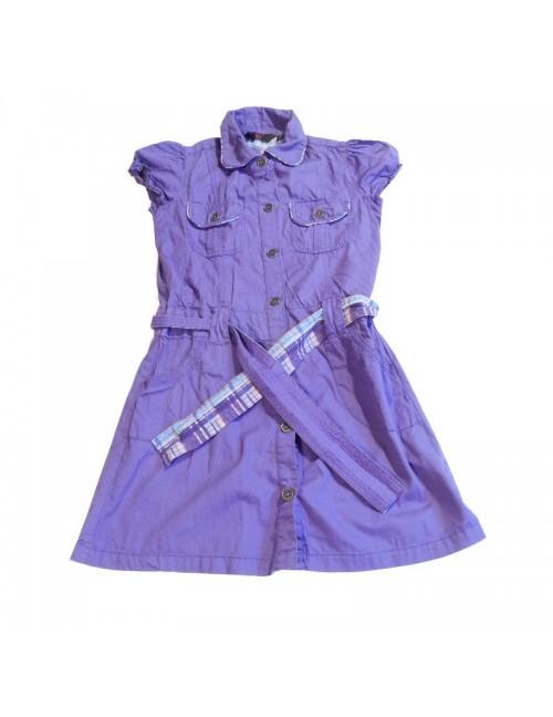 Sukienka z krótkim rękawkiem