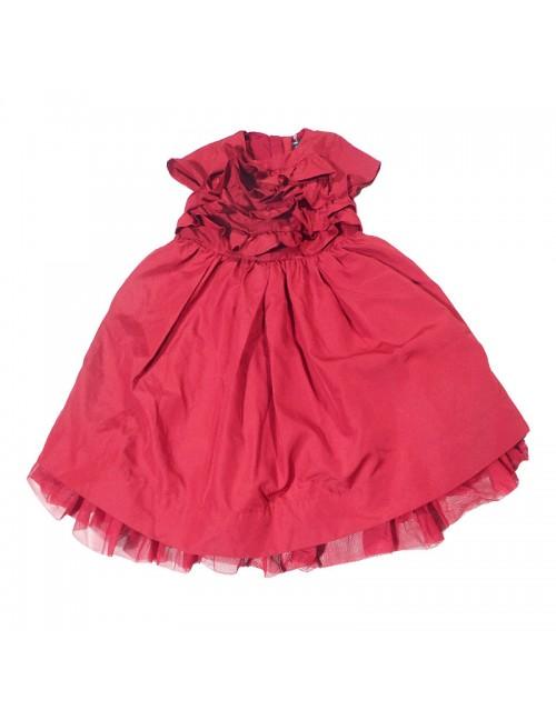 Sukieneczka z krótkim rękawkiem